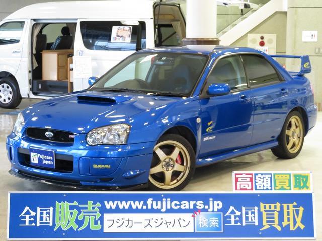 スバル WRX WR-リミテッド 2004 5MTターボ 特別仕様車