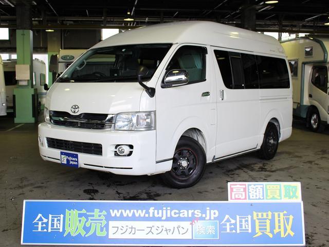 トヨタ キャンピング バンテック新潟 ノルディック 4WD