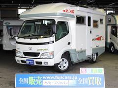 カムロードキャンピング バンテック ジル480 4WD 2.5L