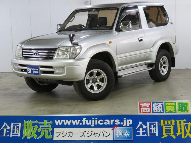 トヨタ RX4WD ショート ディーゼルT タイベル交換済 本州仕入