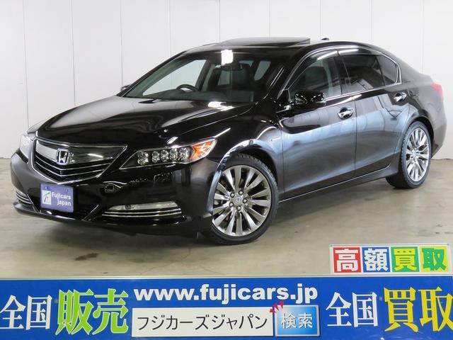 ホンダ EX4WD 黒革エアシート SR ACC LKAS 本州仕入