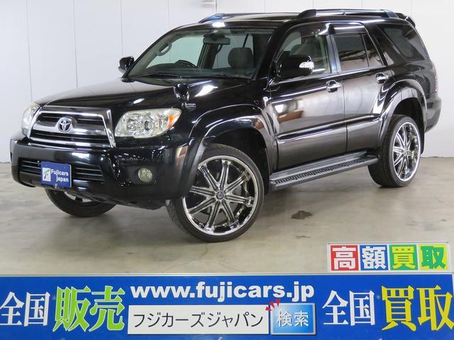 トヨタ SSR-G 4WD HDD サンルーフ 外22AW 本州仕入