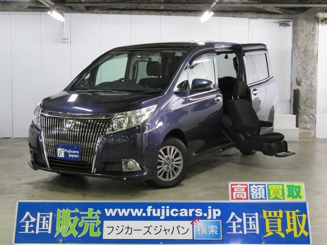 トヨタ 福祉車両 XI ウェルキャブ サイドリフト 4WD