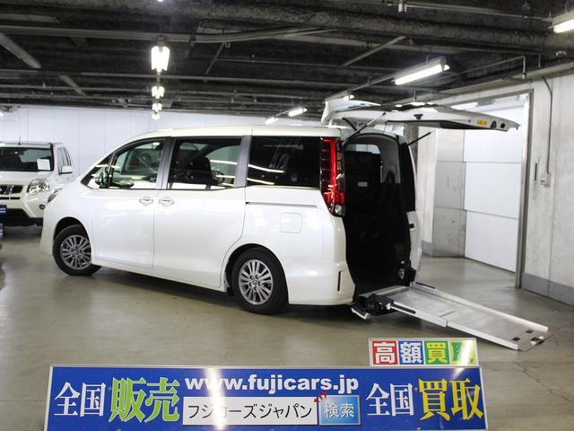 トヨタ Xi 福祉車両 ウェルキャブ スロープ 4WD