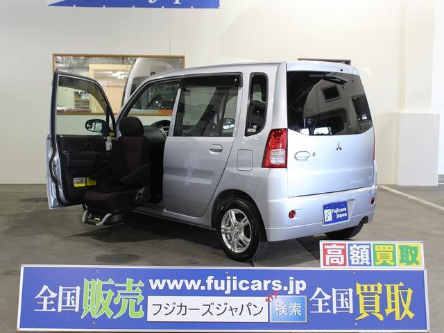 三菱 福祉車両 ハーティーラン 助手席サイドリフト 4WD