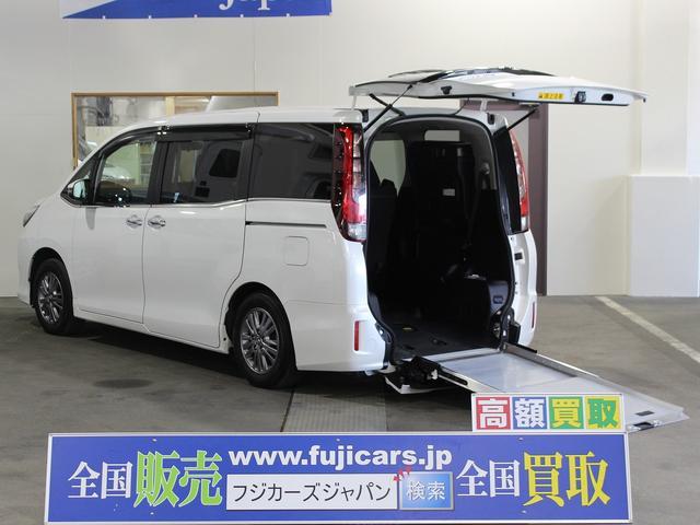 トヨタ 福祉車両 ウェルキャブスロープ 車椅子1基 4WD