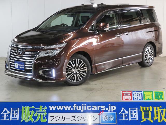 日産 VIP 4WD Wモニター 追従クルコン BOSE 本州仕入