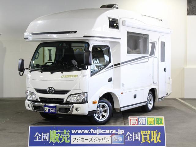 トヨタ キャンピング バンテックジル 家庭用エアコン 4WD