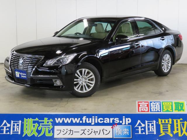 トヨタ ロイヤルサルーンG Four 本革エアシート HDD 本州車