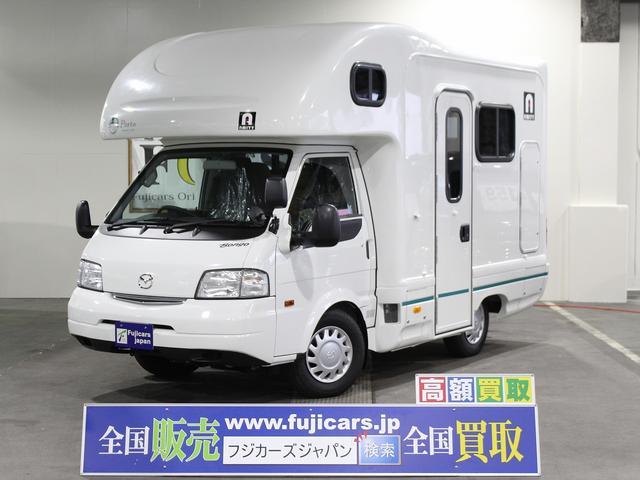 マツダ キャンピング Atoz アミティ 4WD 二段ベッド