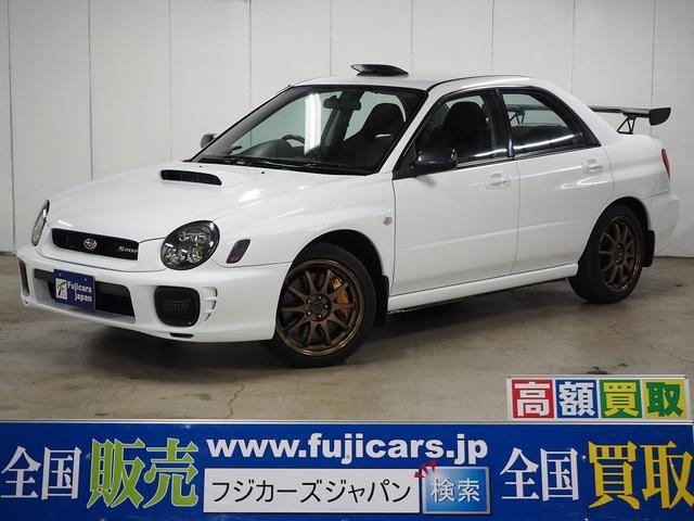 スバル S202 STiバージョン 4WD 6MT 限定車 本州仕入