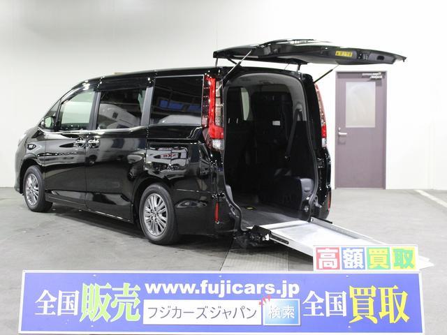 トヨタ 福祉車両ウェルキャブXiスロープタイプ1一基 4WD