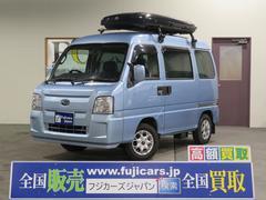 サンバーバンキャンピングカー 軽キャンパー 旅人 4WD