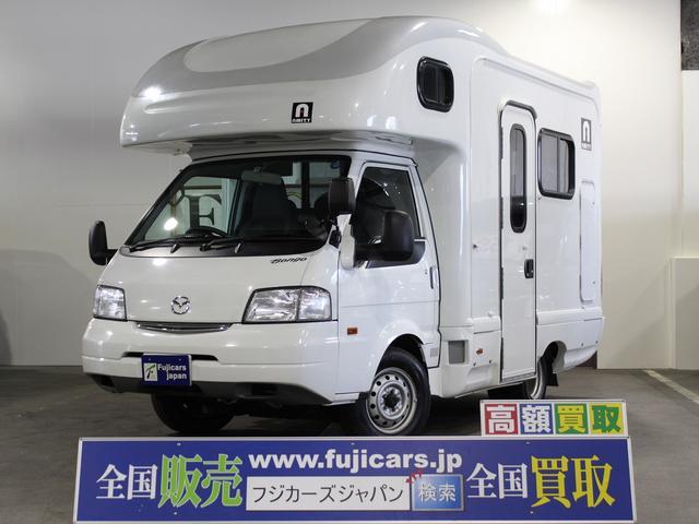 マツダ キャンピング Atoz アミティ ソーラーパネル 4WD