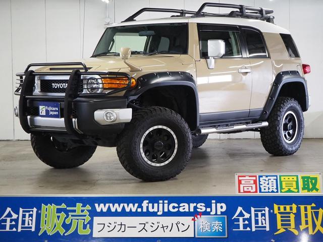 トヨタ カラーPKG 4WD リフトアップ 社外マフラー 本州仕入