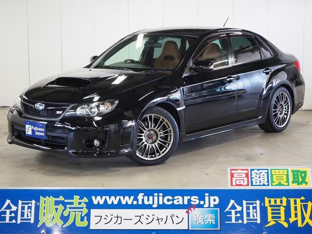 スバル インプレッサ WRX STI Aライン4WD 本革 シートヒーター 本州車