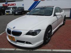 BMW645Ci 左ハンドル キーレス 純正19インチアルミ