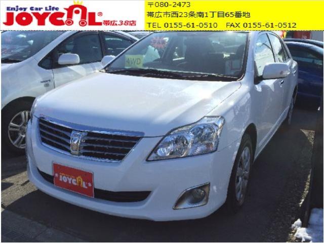 トヨタ 1.8X 4WD 純正ナビ ETC キーレス