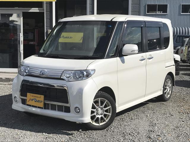 ダイハツ カスタムXスペシャル 4WD
