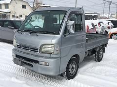 ハイゼットトラックEXT 4WD オートマ エアバッグ キーレスキー ナビ