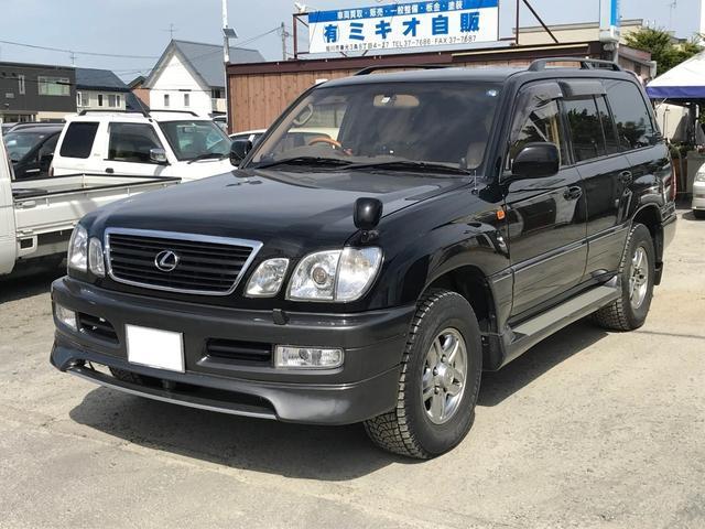 トヨタ シグナス 4WD 1ナンバー登録車 サンルーフ