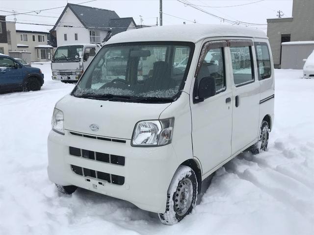ダイハツ スペシャル ハイルーフ 4WD 夏冬タイヤ付き