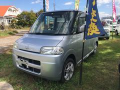 タントL 4WD 軽自動車 オートマ エアコン アルミホイール