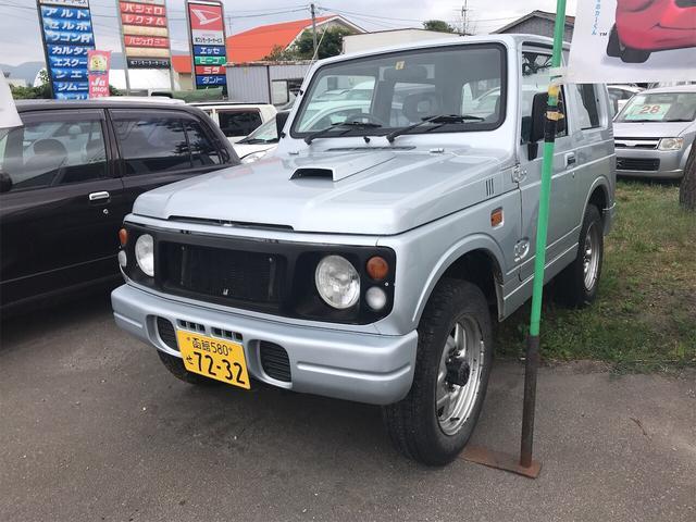 スズキ ジムニー ワイルドウインド 4WD AW AC
