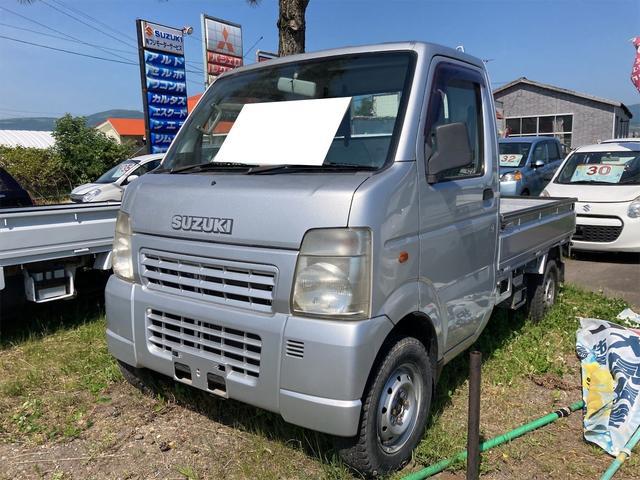 スズキ  4WD MT 修復歴無 軽トラック