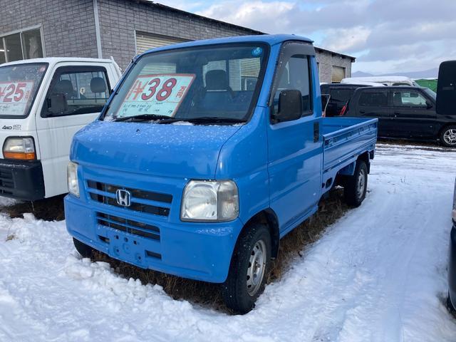 ホンダ アクティトラック  4WD MT