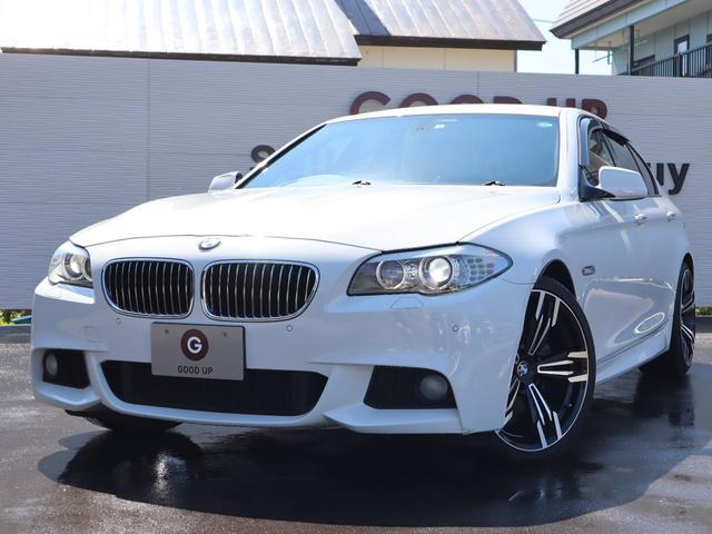 BMW 5シリーズ 523i Mスポーツパッケージ ナビ バックカメラ 電動シート