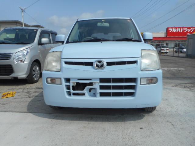 マツダ キャロル GII 4WD 寒冷地仕様 ABS Wエアバッグ キーレス