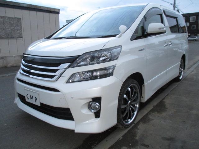 ZR 4WD 両側パワスラ 純正ナビ キャプテンシート(1枚目)