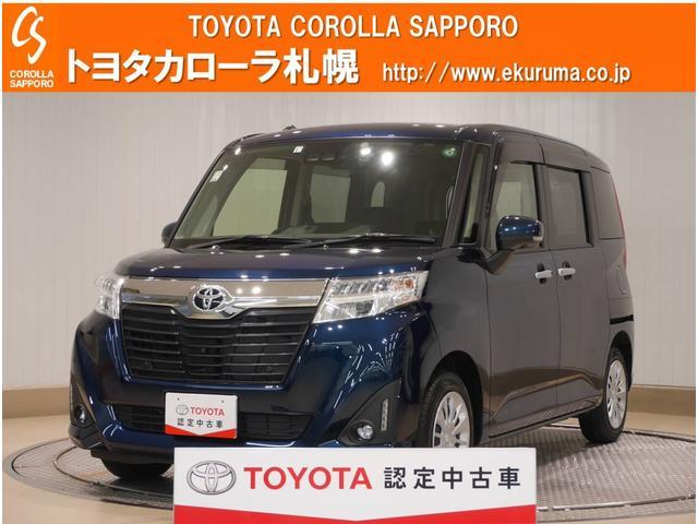 トヨタ G 4WD デモカー・スマートアシスト・メモリーナビ・バックモニター・LEDヘッドライト付