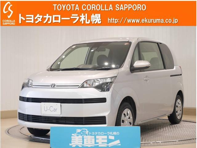 トヨタ X 4WD トヨタセーフティセンス・バックモニター付