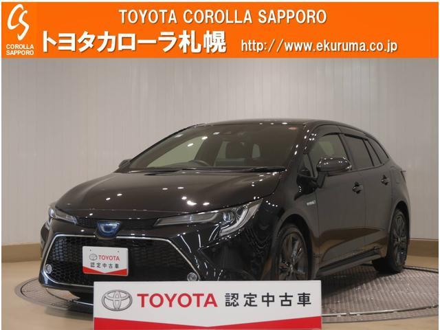トヨタ ハイブリッド ダブルバイビー 4WD デモカーUP・TSS付