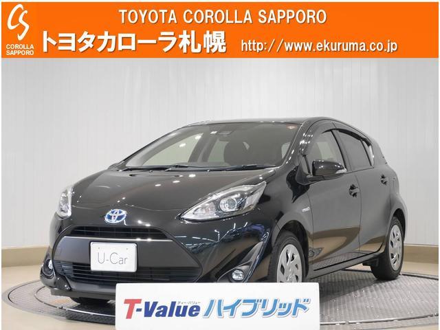 トヨタ S FF デモカー・トヨタセーフティセンス付