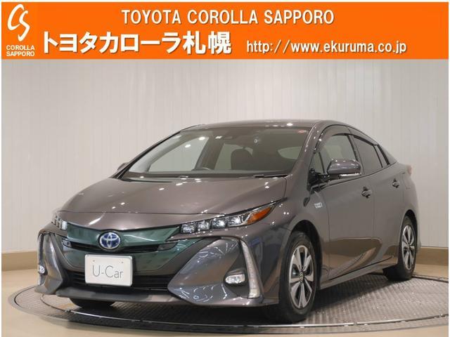 トヨタ A FF デモカー・トヨタセーフティセンス付