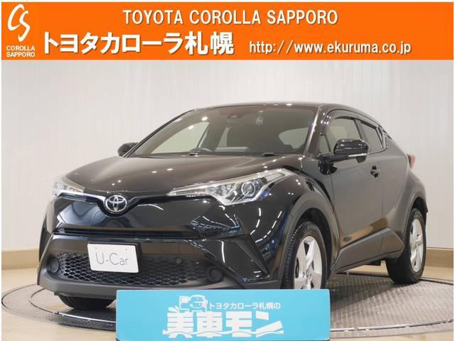 トヨタ S-T 4WD デモカー・トヨタセーフティセンス付