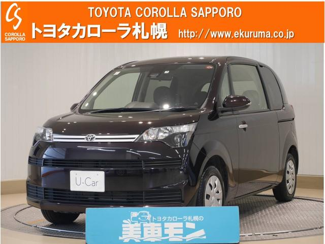 トヨタ X 4WD トヨタセーフティセンス付・メモリーナビ付