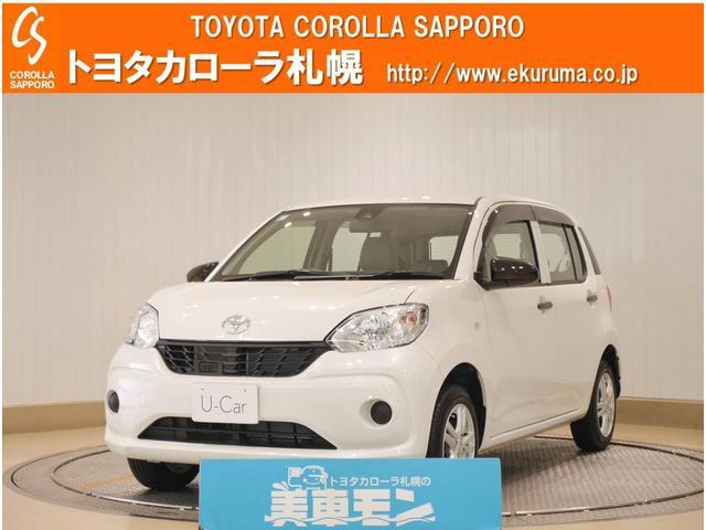 トヨタ パッソ X S 4WD (車検整備付)