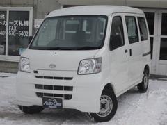 ハイゼットカーゴスペシャル 4WD ハイルーフ TV