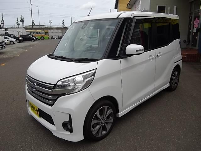 日産 ハイウェイスター X Gパッケージ・4WD・ナビ・TV