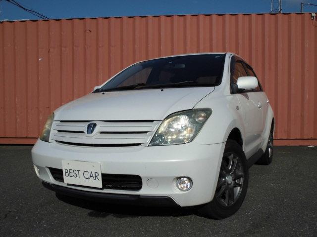 トヨタ イスト 1.5F HIDセレ2 4WD