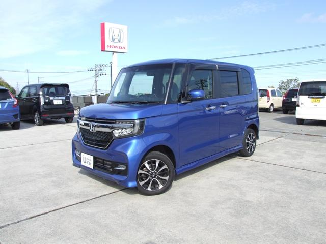 ホンダ G・EXホンダセンシング 4WD ナビ・TV バックカメラ 左側電動スライドドア ETC