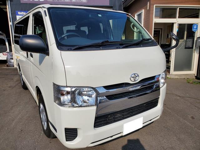 トヨタ DX・GL・ディーゼル・4WD・Bluetoothナビ