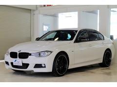 BMW320ixDriveMスポーツ1オーナー黒革SR社外19AW