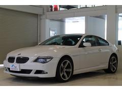 BMW630i後期型黒革純正OP19AWコンフォートアクセス