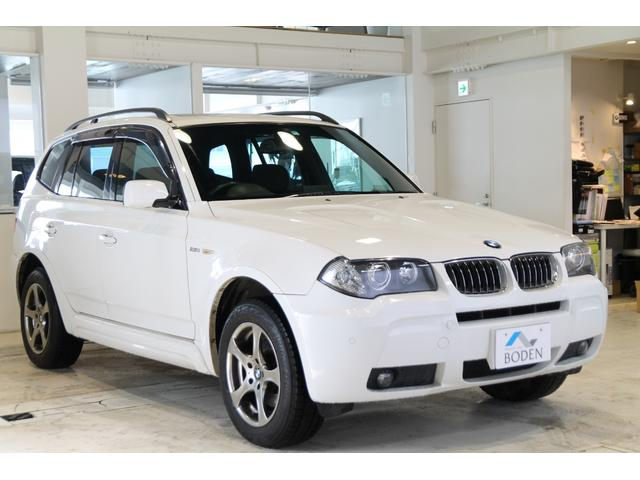 X3(BMW) 2.5i 中古車画像
