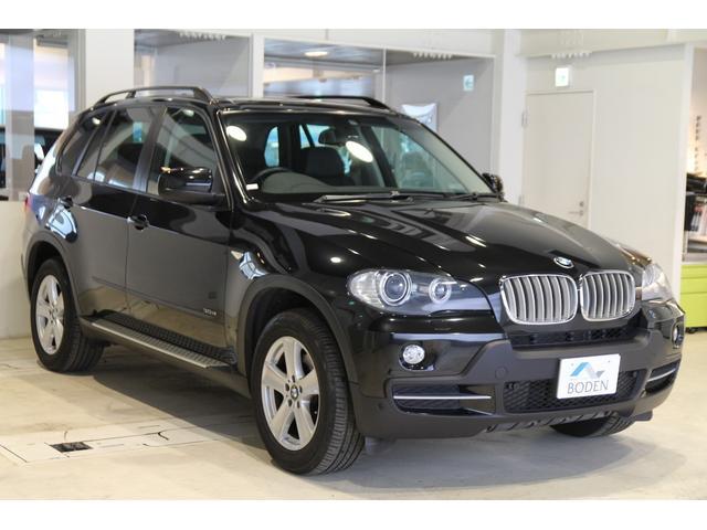 BMW 3.0si黒革シートETCサンルーフ純正18AWBカメラ